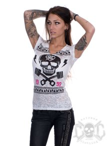 Metal Mulisha Abandon Tee