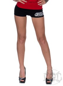 eXc Logo Hot Pants
