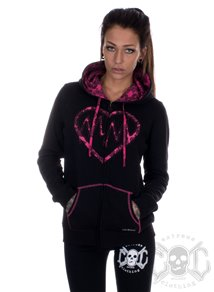Metal Mulisha All The Love Hoodie