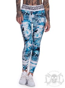eXc Paradise Skull Training Tights
